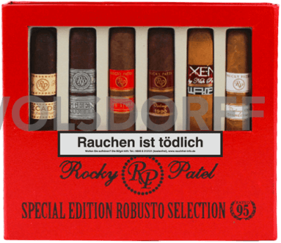 Rocky Patel Sampler Robusto Selection