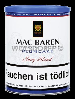 Mac Baren Plumcake Navy Blend