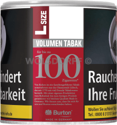 Burton Volumen Tabak Full Dose 43 g