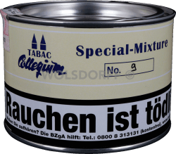 Tabac Collegium Special-Mixture No. 9