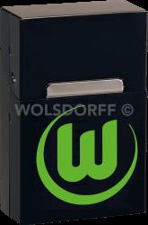 AluBox schwarz VfL Wolfsburg