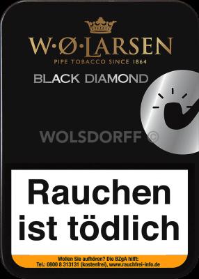 W.O. Larsen Black Diamond
