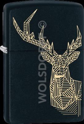 Zippo 60004087 #218 Deer Stag Design