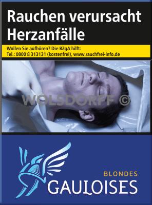 Gauloises Blondes Blau (8 x 25)