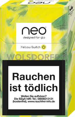 Neo Tobacco Yellow Switch