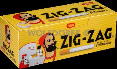 ZIG ZAG Hülsen 4 x 250er