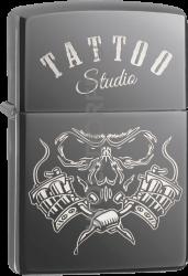 Zippo 60004111 #150 Tattoo Studio