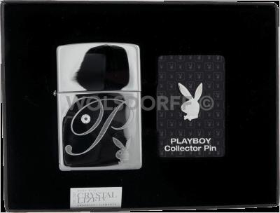Zippo 24770 Playboy Gift Set