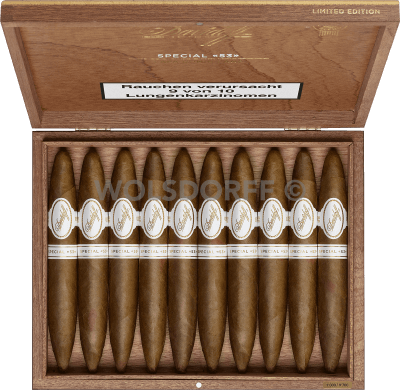 Davidoff Special 53 Capa Dominicana Limited Edition 2020