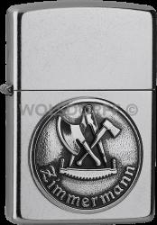 Zippo 2006328 Emblem Zimmermann
