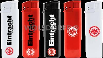 Einwegfeuerzeuge Prestige Eintracht Frankfurt