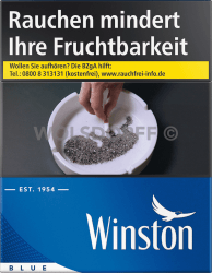 Winston Blue Big Pack XXXXL (8 x 36)