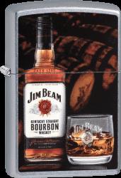 Zippo 60003506 #207 Jim Beam® Bottle/Glas