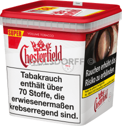 Chesterfield Red Volume Tobacco Super Box 315 g