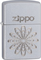 Zippo 60003358 #205 Optical Illusion Zippo