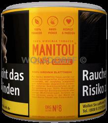 Manitou Organic Gold No.8 Gold Dose 80 g