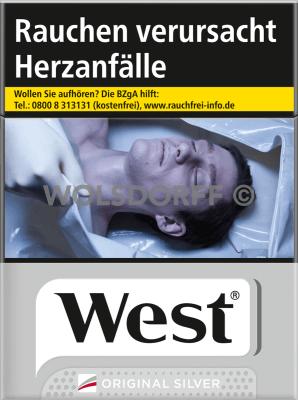 West Silver (8 x 27)