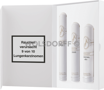 Davidoff Tubos Selection white