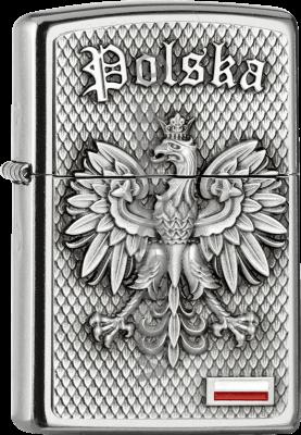 Zippo 2005157 07 Polska Emblem