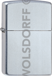 Zippo 60000806 #205 Satin Chrome™