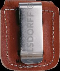 Zippo 60001218 Pouch Brown Clip