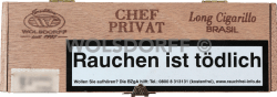 Chef Privat Long Cigarillo Brasil 25er