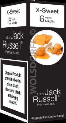 Jack Russell Liquid No 17 X-Sweet
