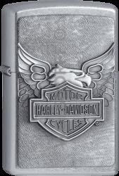 Zippo 60001210 #207 Harley-Davidson® Iron Eagle