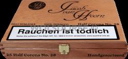 Jacob van Hoorn Half Corona No. 28 Sumatra