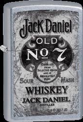 Zippo 60003480 #207 Jack Daniel's® Old No 7