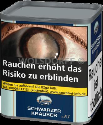 Schwarzer Krauser No 1 Dose 90 g