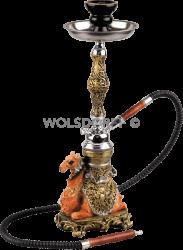 "Wasserpfeife ""Kamel"" 1er 42cm B-Ware"