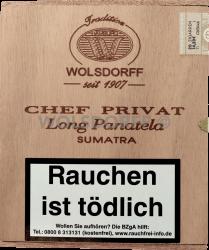 Chef Privat Long Panatela Sumatra