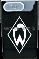 USB Card Lighter schwarz Werder Bremen