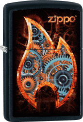 Zippo 60003346 #218 Steampunk Flame