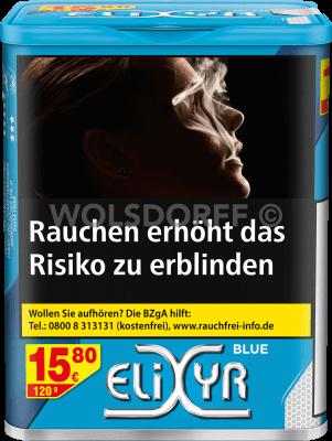 Elixyr Blue Tobacco Dose 115 g
