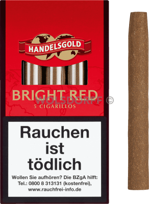Handelsgold Sweets Bright Red