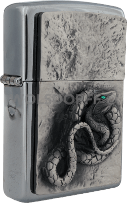 Zippo 300053 Mystical Snake Limited