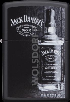 Zippo 60003934 #218 Jack Daniel's® Bottle