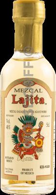 Lajita Mezcal Reposado mit Agavenwurm