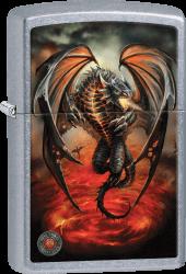 Zippo 60003253 #29349 Anne Stokes Dragon