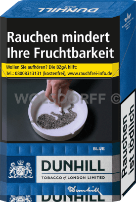Dunhill Blue (10 x 20)