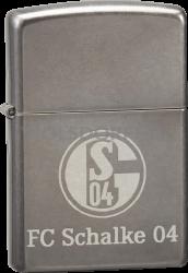 Zippo Grey Dusk FC Schalke 04