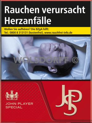 JPS Red (8 x 26)