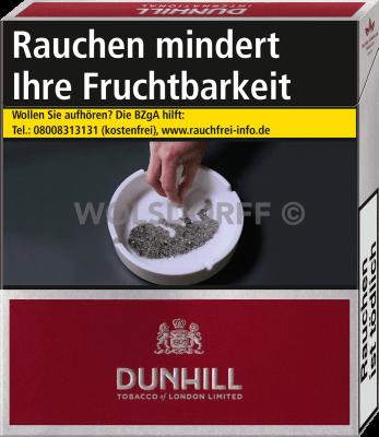 Dunhill International Red Original Pack (10 x 20)