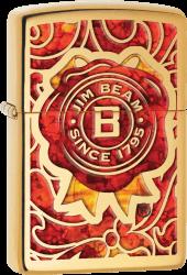 Zippo 60003260 #29319 Jim Beam® Fusion