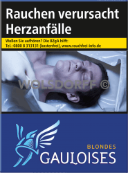 Gauloises Blondes Blau (8 X 23)