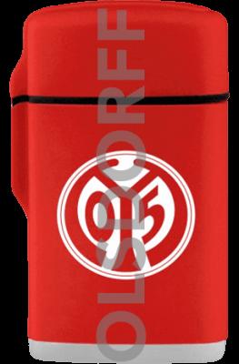 Feuerzeug Rubber Laser 1. FSV Mainz 05