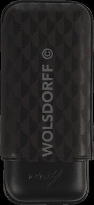 Davidoff Zigarren Etui R-2 Leder
