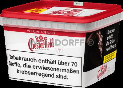 Chesterfield Red Volume Tobacco Big Box 155 g